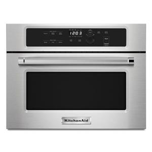 "24"" Built-In Microwave Oven with 1000 Watt Cooking"