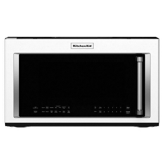 Microwaves - Kitchenaid 1.9 cu. ft. 1000-Watt Convection Microwave by KitchenAid at Furniture and ApplianceMart