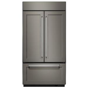 "KitchenAid Refrigerators - French Door 24.2 Cu. Ft. 42"" French Door Refrigator"