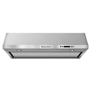 KitchenAid Vents and Hoods - 2014 36'' Under-the-Cabinet, 4-Speed Vent Hood