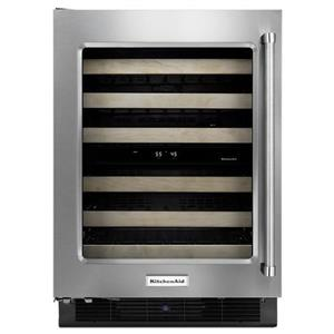 "KitchenAid Wine Storage 24"" Wine Cellar"