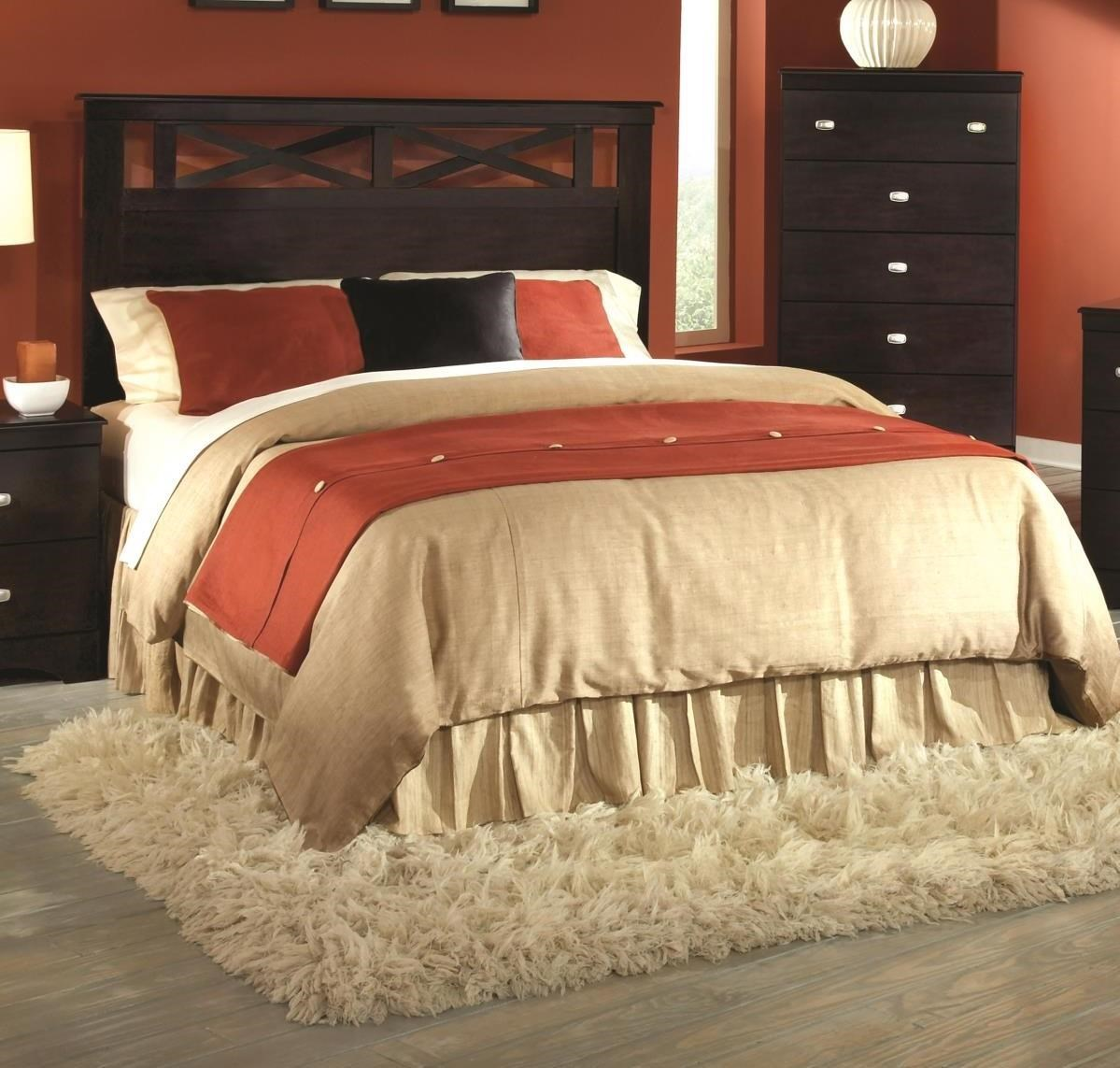 230 Tyler Full/ Queen Headboard by Kith Furniture at Furniture Fair - North Carolina