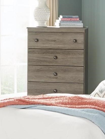 352 grey 5 Drawer Chest by Kith Furniture at Furniture Fair - North Carolina