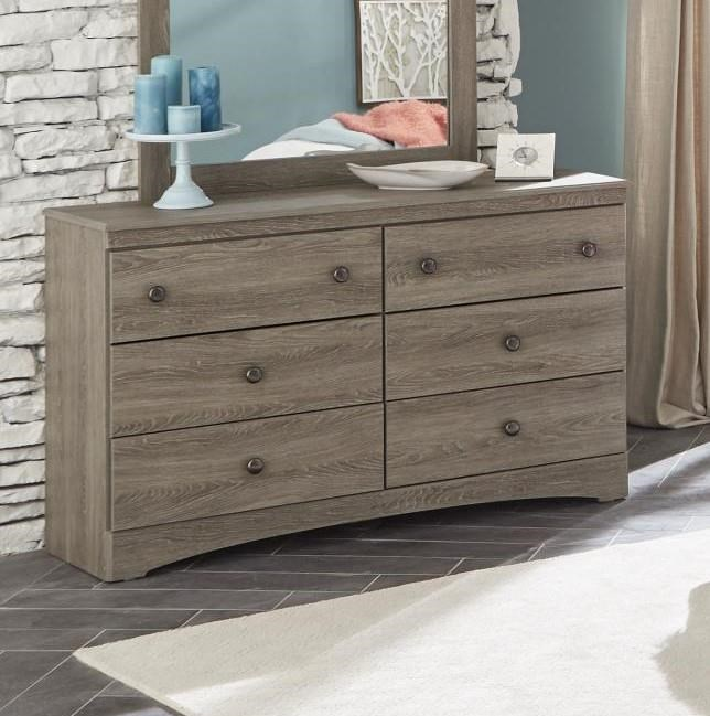 352 grey Grey Dresser by Kith Furniture at Furniture Fair - North Carolina