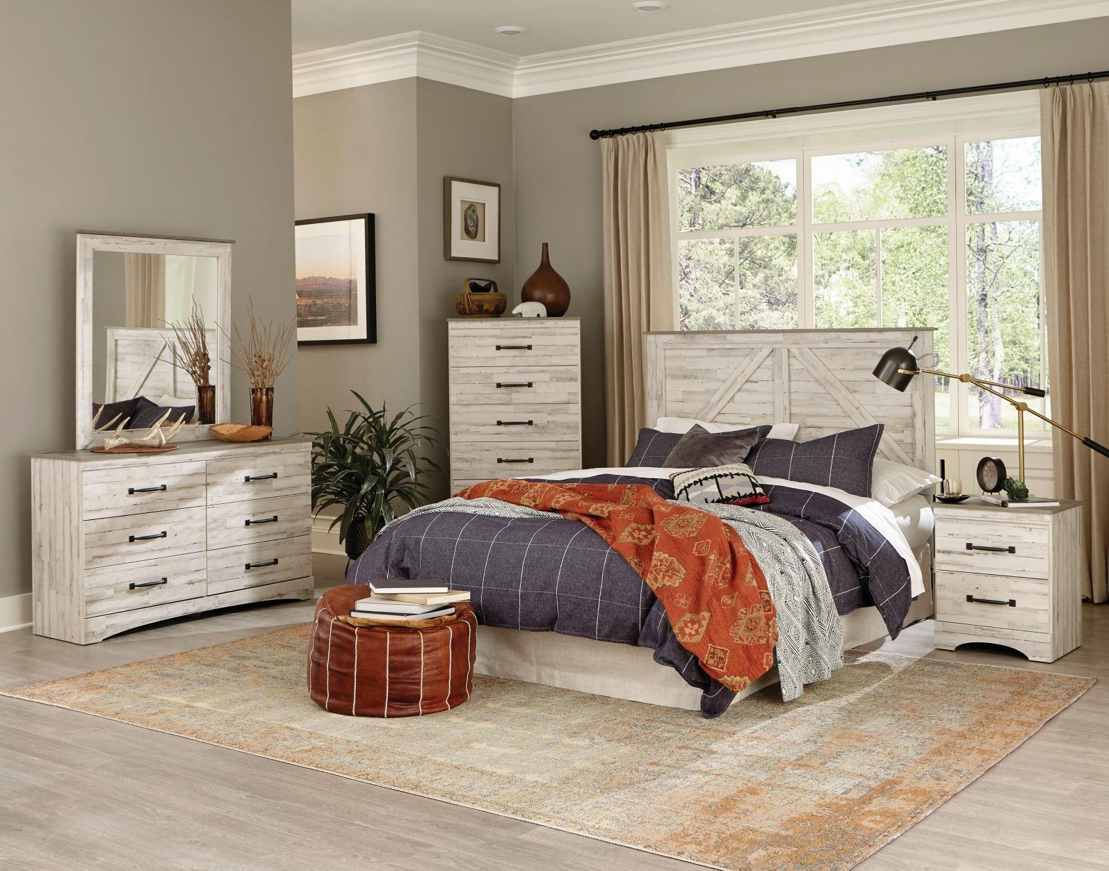 ASPEN FULL/QUEEN HEADBOARD by Kith Furniture at Standard Furniture