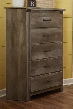 Gambrel Chest by Kith Furniture at Standard Furniture