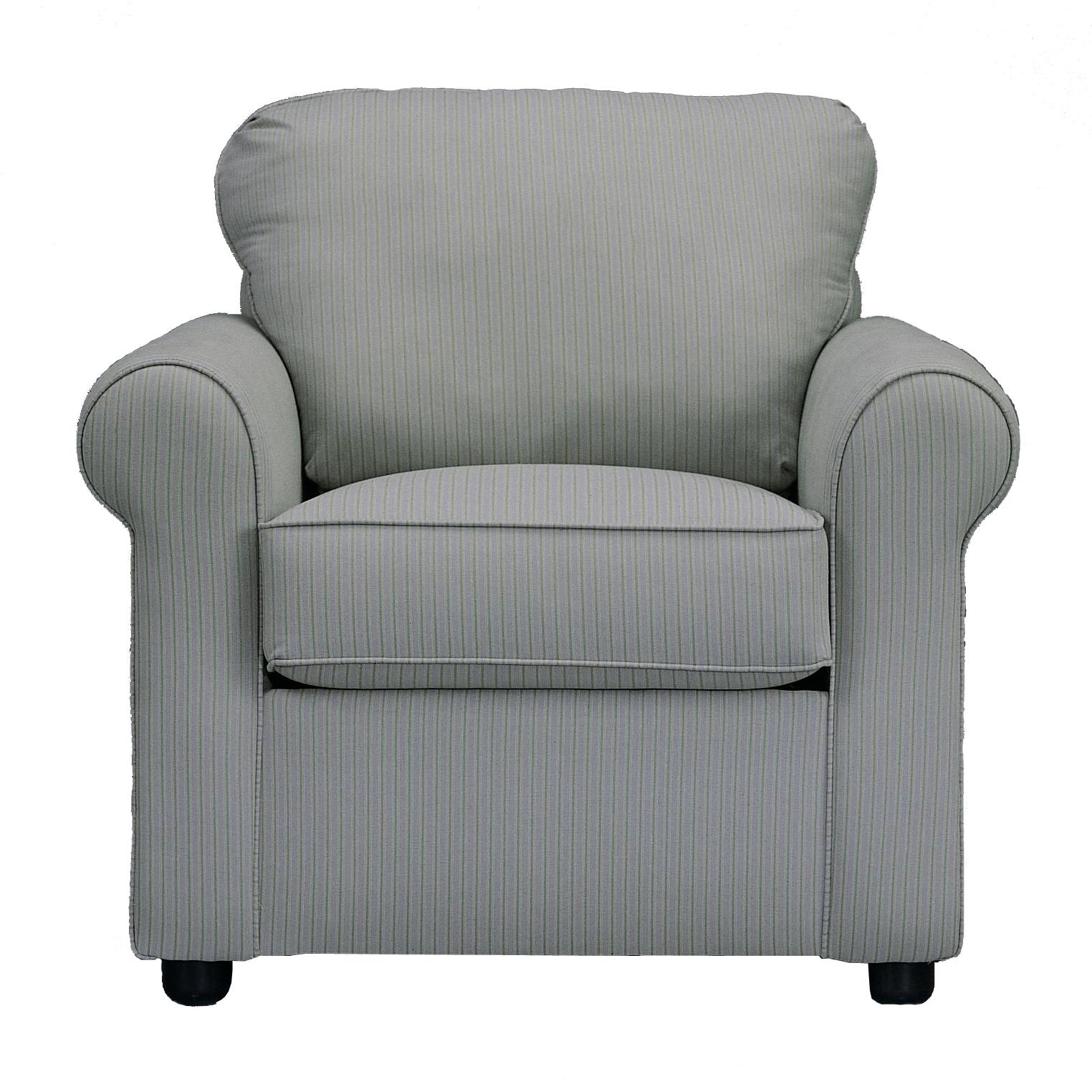 Brighton Chair by Klaussner at Lapeer Furniture & Mattress Center