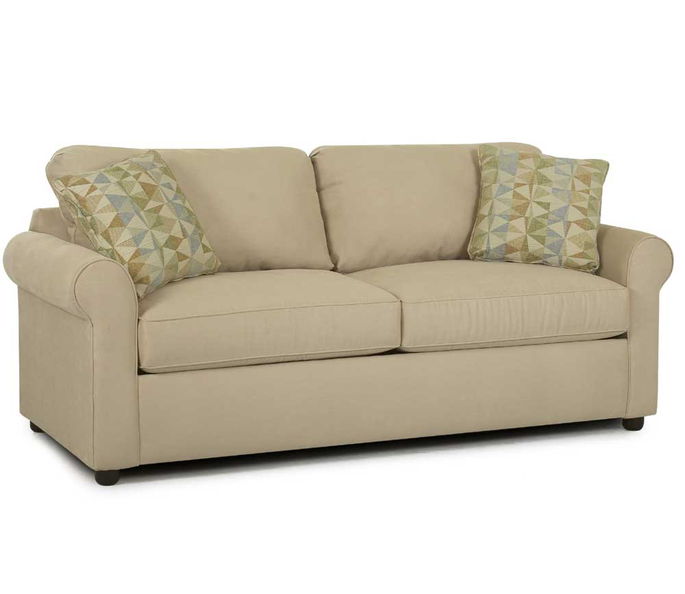 Brighton Sofa by Klaussner at Lapeer Furniture & Mattress Center