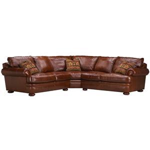 Klaussner Montezuma Sectional Sofa