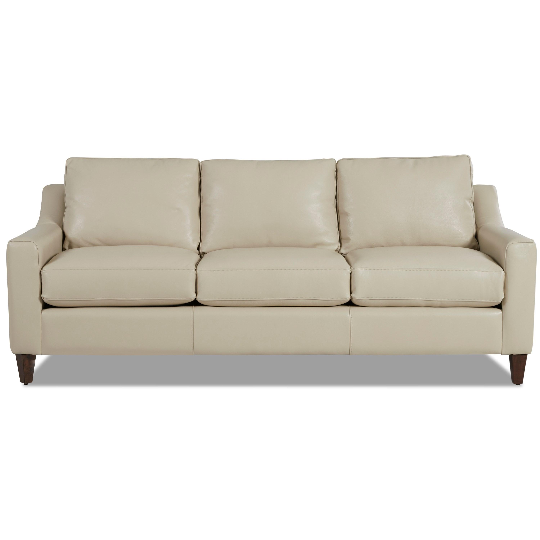 Adair Sofa by Klaussner at Van Hill Furniture