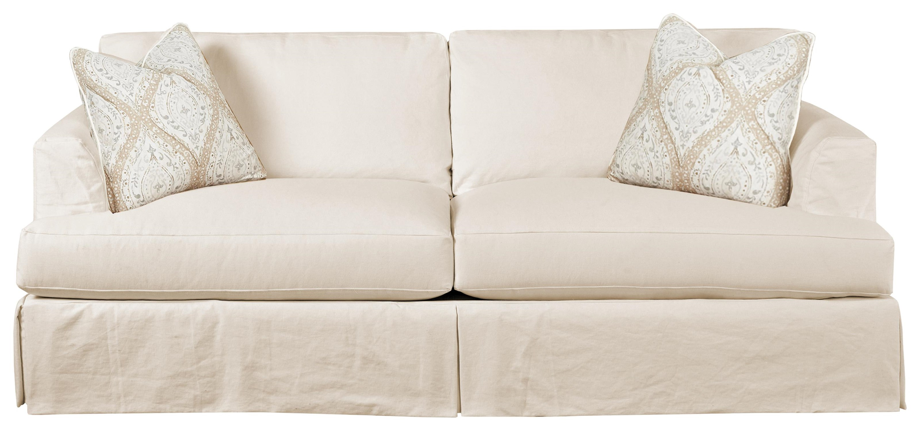 Addy Addy Slipcover Sofa by Klaussner at Morris Home