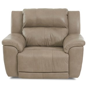 Power Reclining Chair and Half with Power Headrest & Lumbar and USB Port
