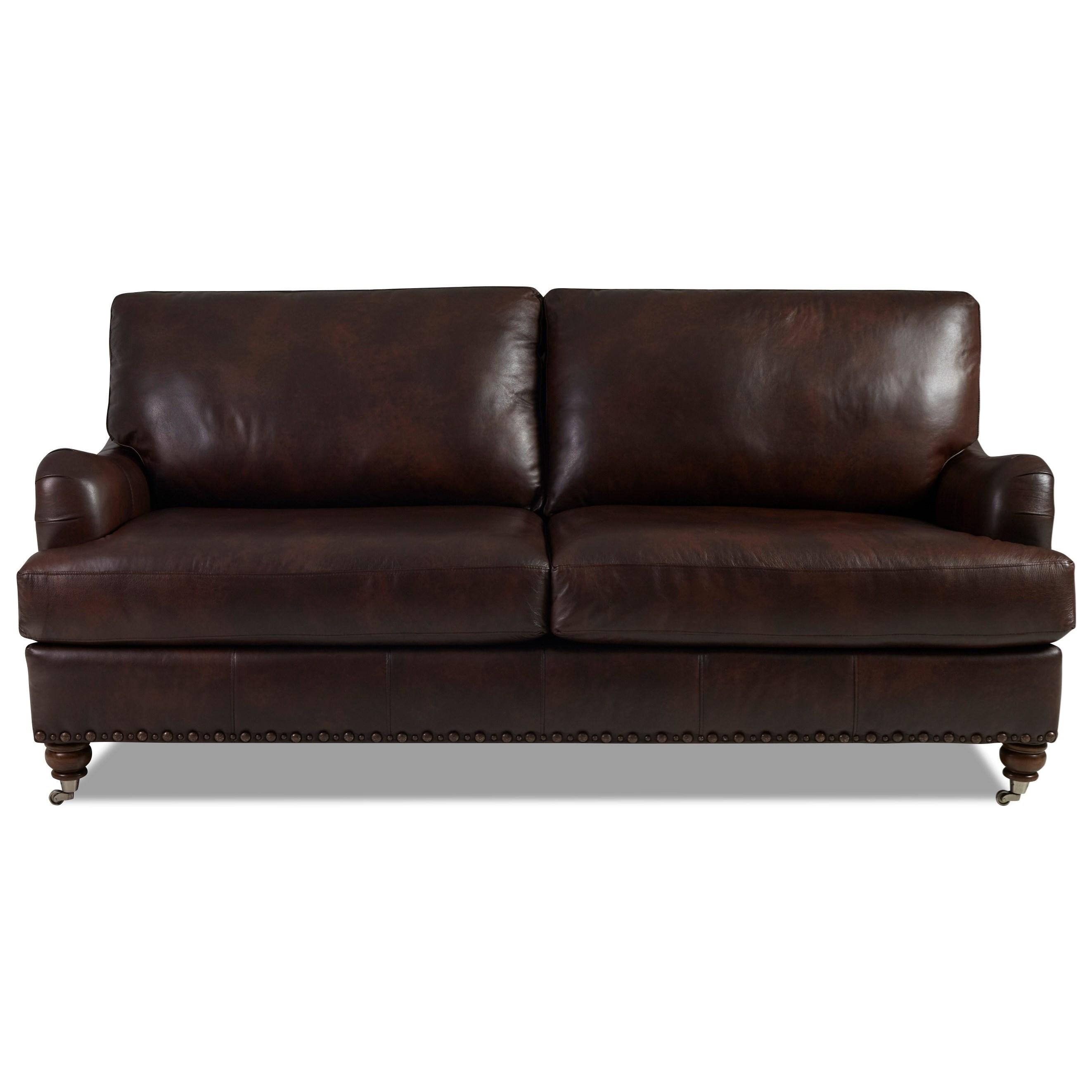 Alden Sofa by Klaussner at Johnny Janosik