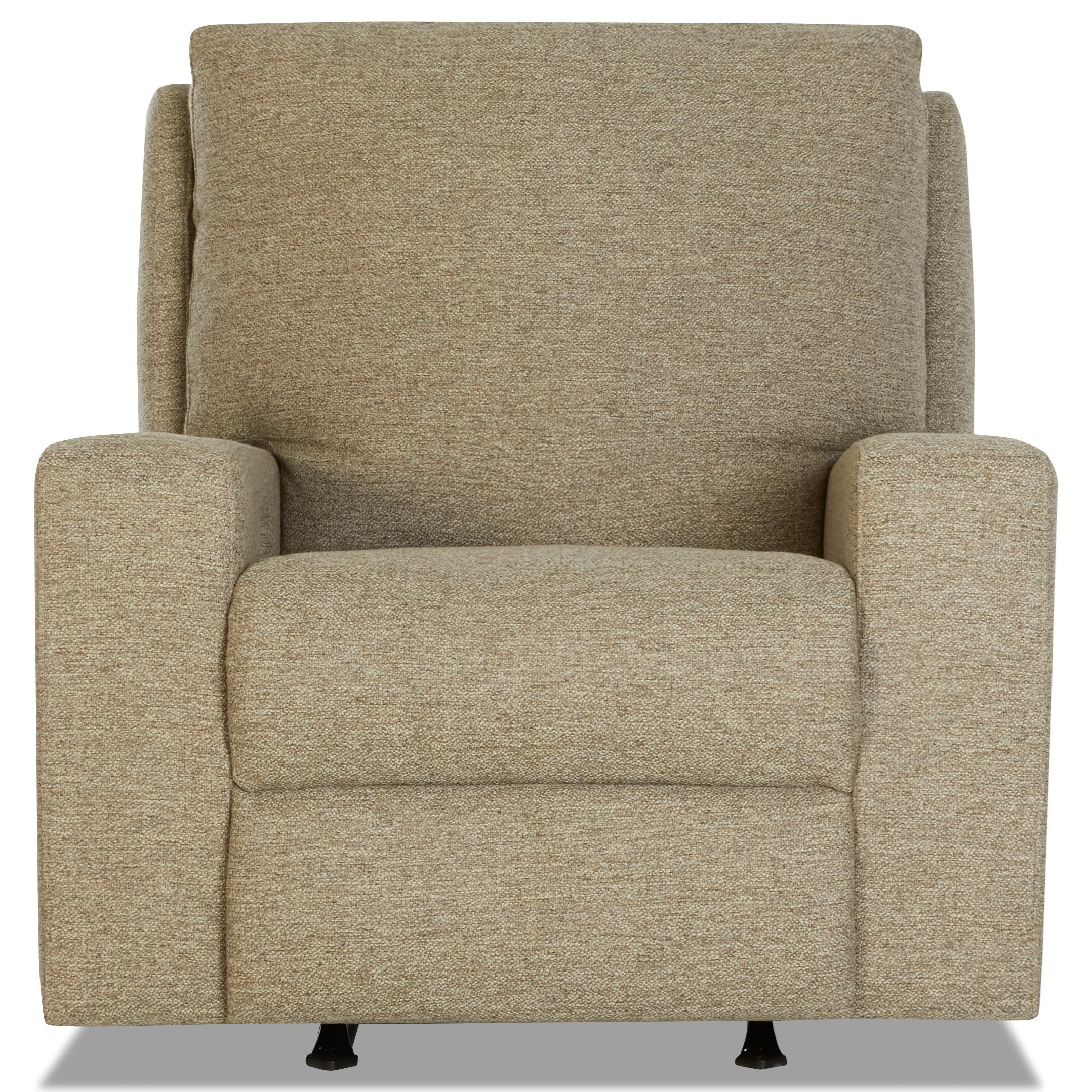 Alliser Power Rocking Recl. Chair w/ Power Headrest by Klaussner at Catalog Outlet
