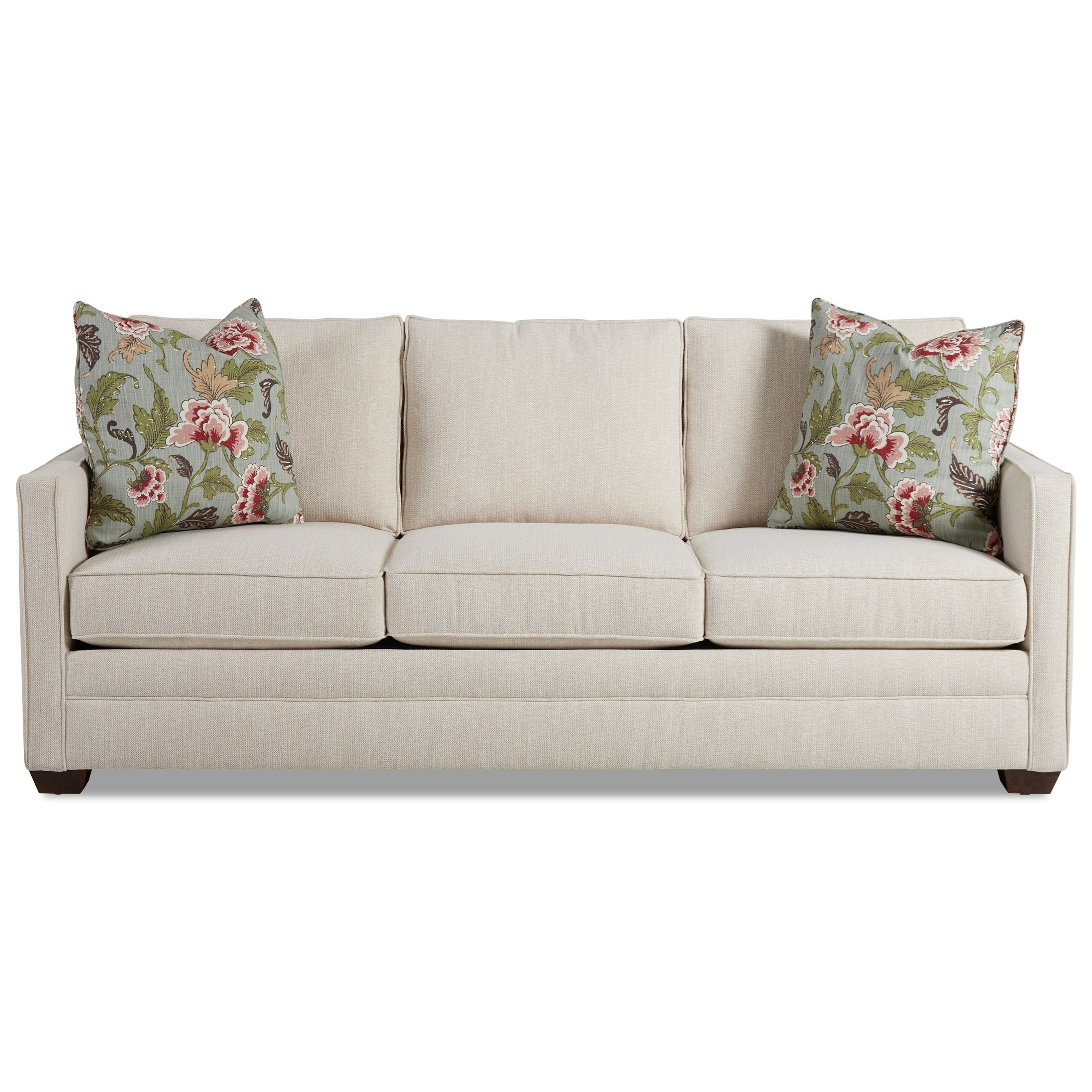 Ansley Sofa by Klaussner at Catalog Outlet