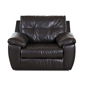 Klaussner Arco Transitional Power Reclining Big Chair