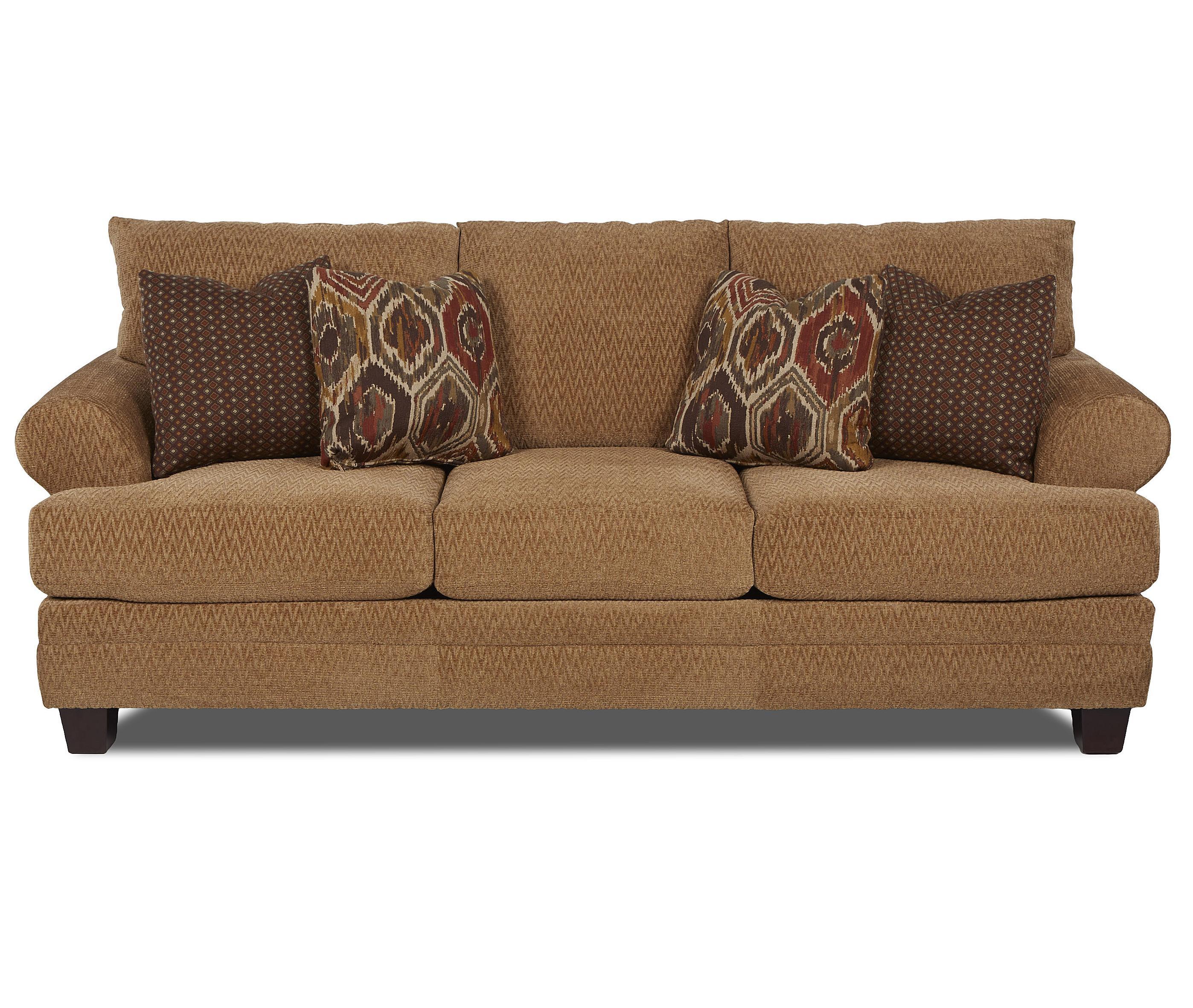 Avery Sofa by Klaussner at Johnny Janosik