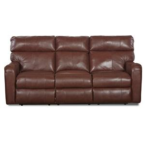 Klaussner Axis 25803 Transitional Power Reclining Sofa