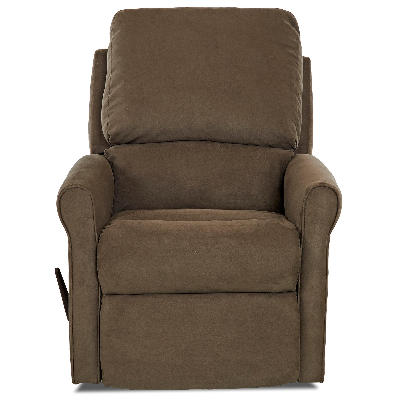 Baja Power Reclining Chair by Klaussner at Lapeer Furniture & Mattress Center