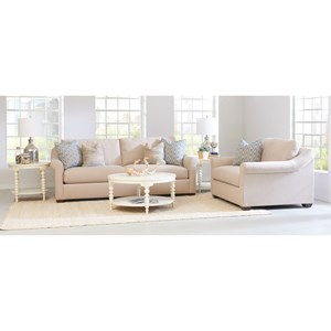 Stationary Sofa Room Group