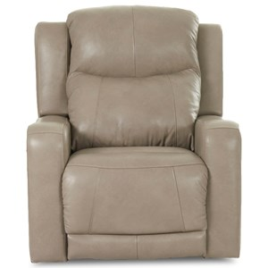 Power Rocking Recliner with Power Adjustable Headrest and USB Port