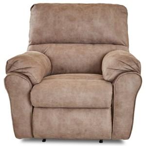 Casual Rocker Reclining Chair