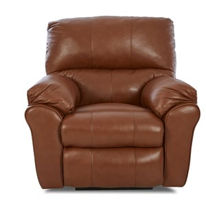 Casual Rocker Reclining Chair