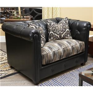 Klaussner Beech Mountain Traditional Big Chair