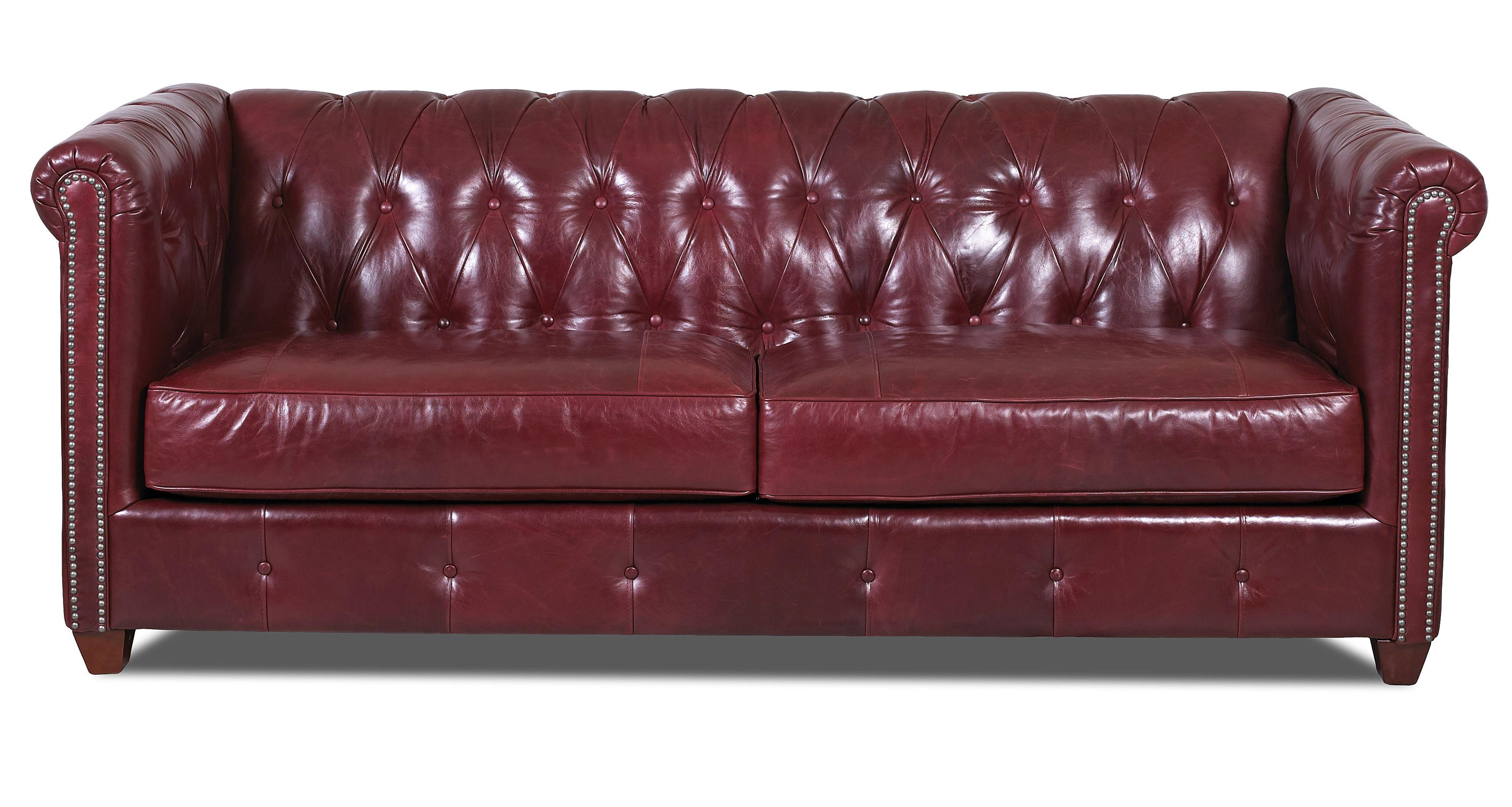 Beech Mountain Traditional Sofa by Klaussner at Johnny Janosik