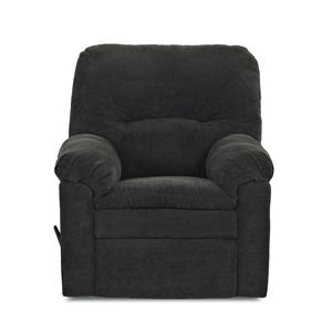 Klaussner Bennington Casual Swivel Rocking Reclining Chair