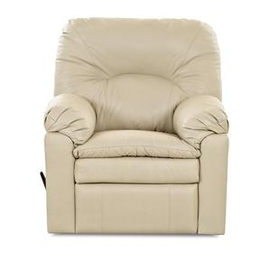 Klaussner Bennington Casual Reclining Rocking Chair