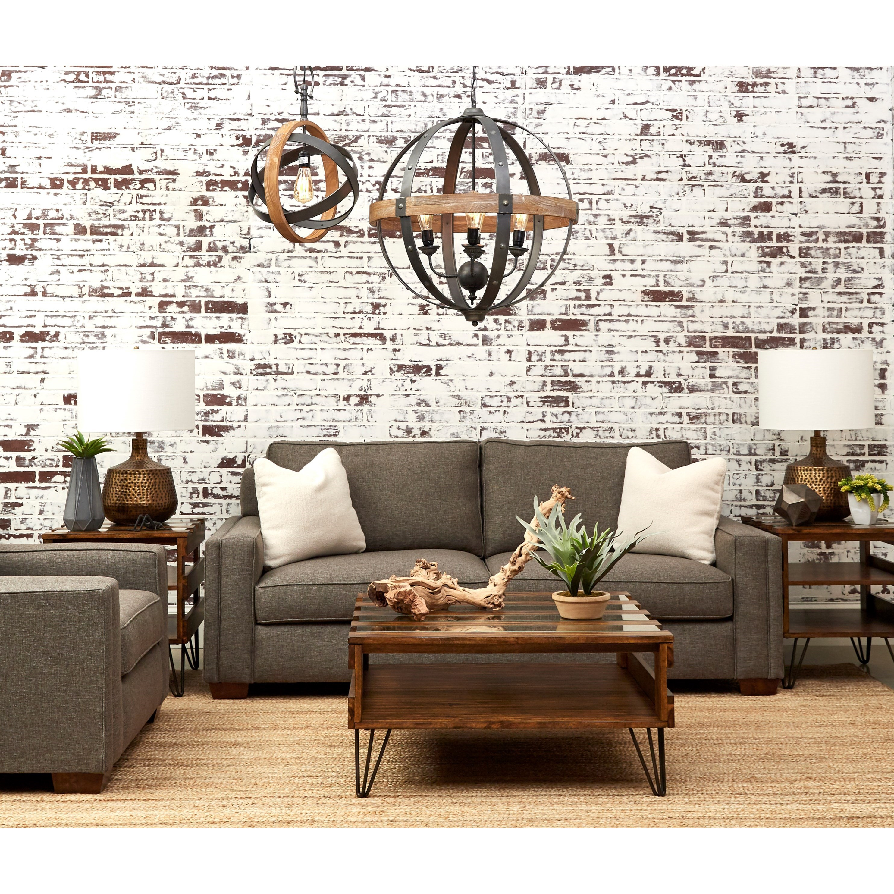 Boden Living Room Group by Klaussner at Johnny Janosik