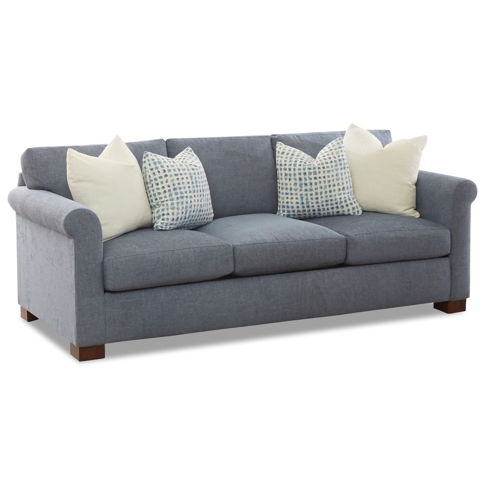 Bodhi Sofa by Klaussner at Northeast Factory Direct