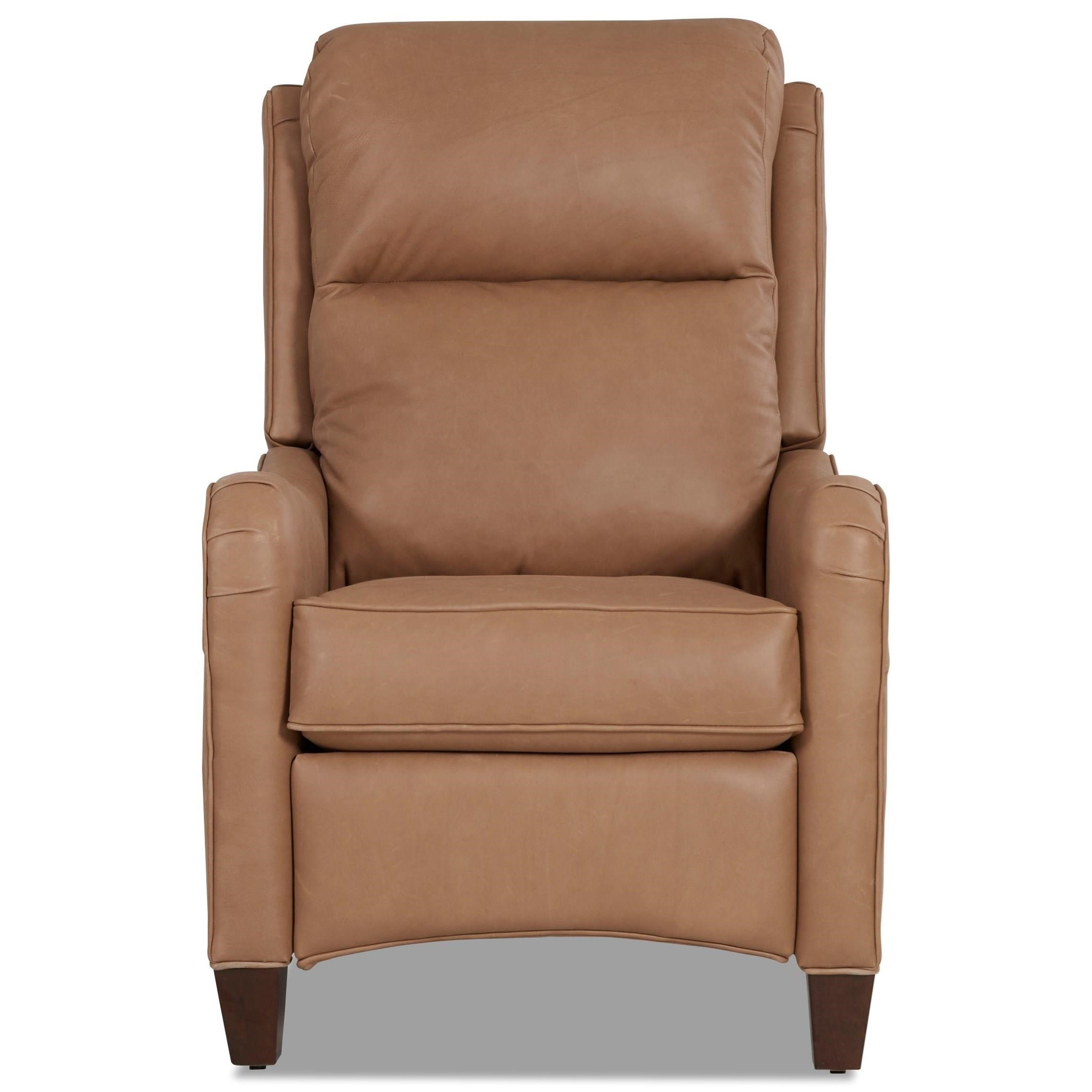 Breeze Power High Leg Reclining Chair by Klaussner at Catalog Outlet