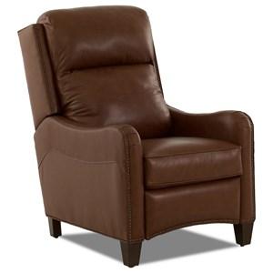 High Leg Reclining Chair w/ Nails