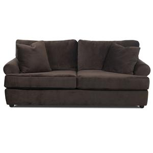 Klaussner Briggs 2-Over-2 Sofa