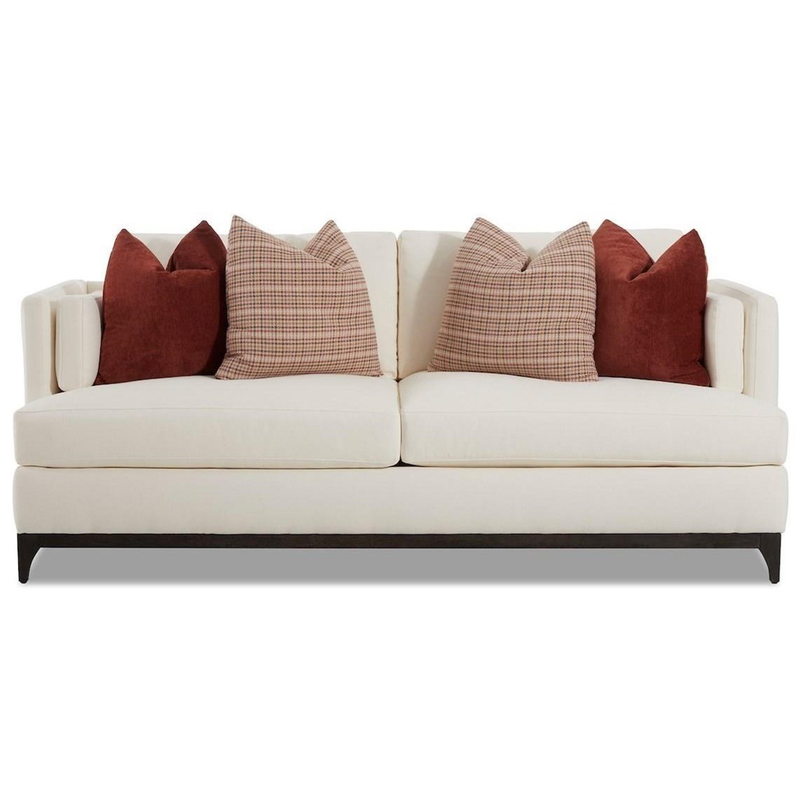Briley Sofa by Klaussner at Northeast Factory Direct