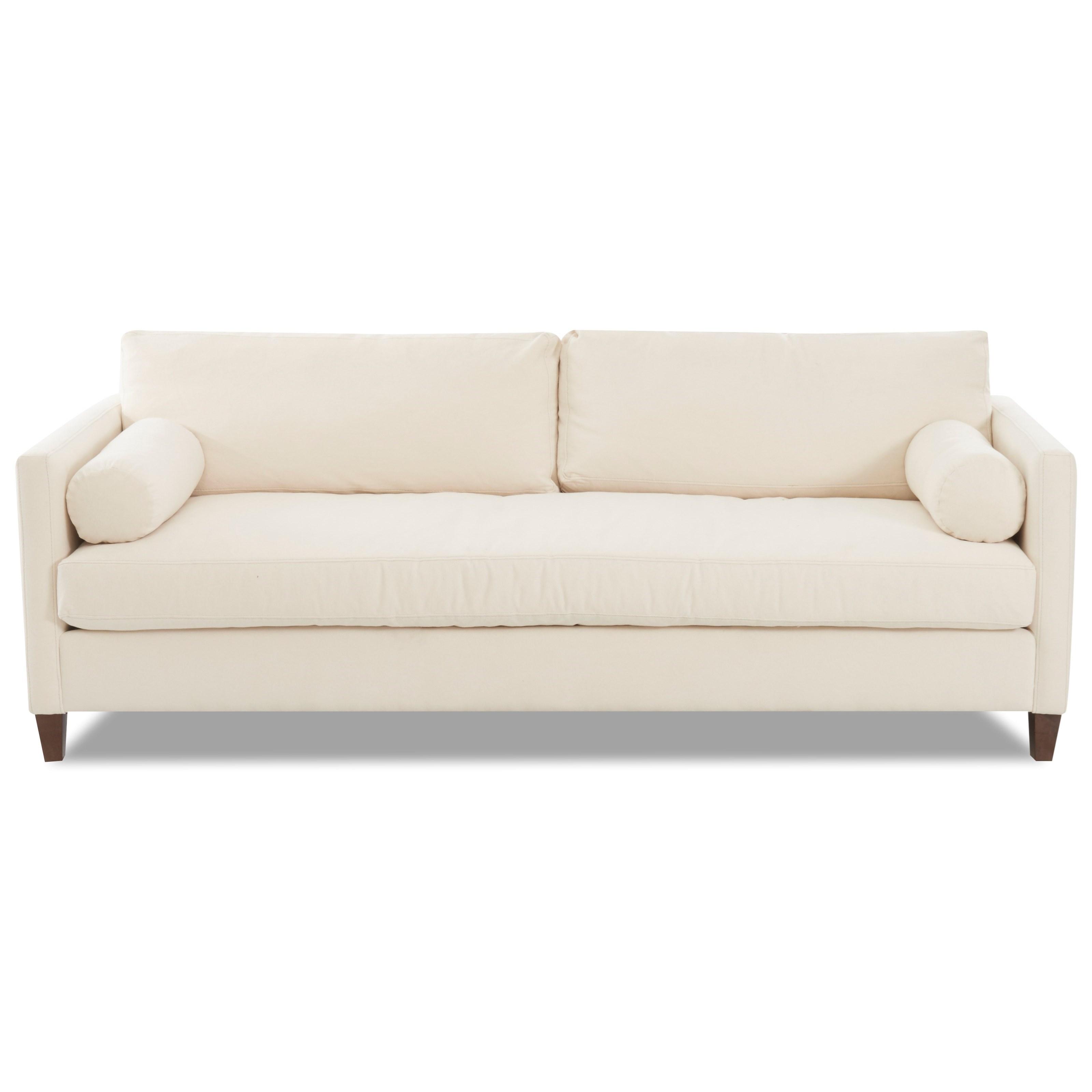 Brinley Sofa by Klaussner at Johnny Janosik