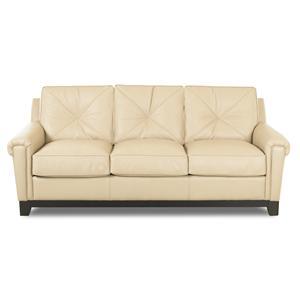 Klaussner Bronx 3 Over 3 Sofa