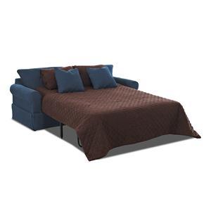 Klaussner Brook Dreamquest Queen Sleeper Sofa