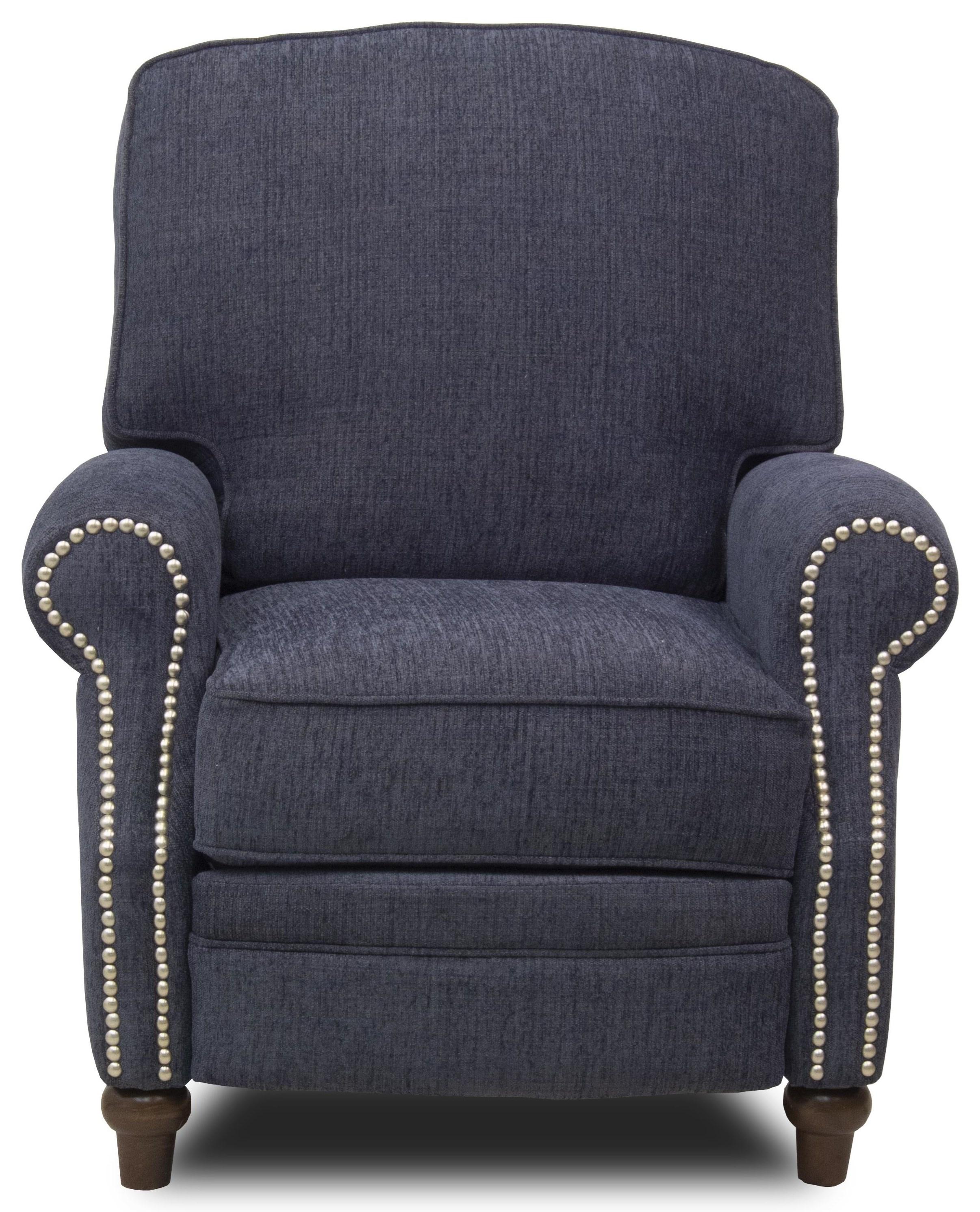Barrington Accent Chair w/Nailheads by Metropia at Ruby Gordon Home