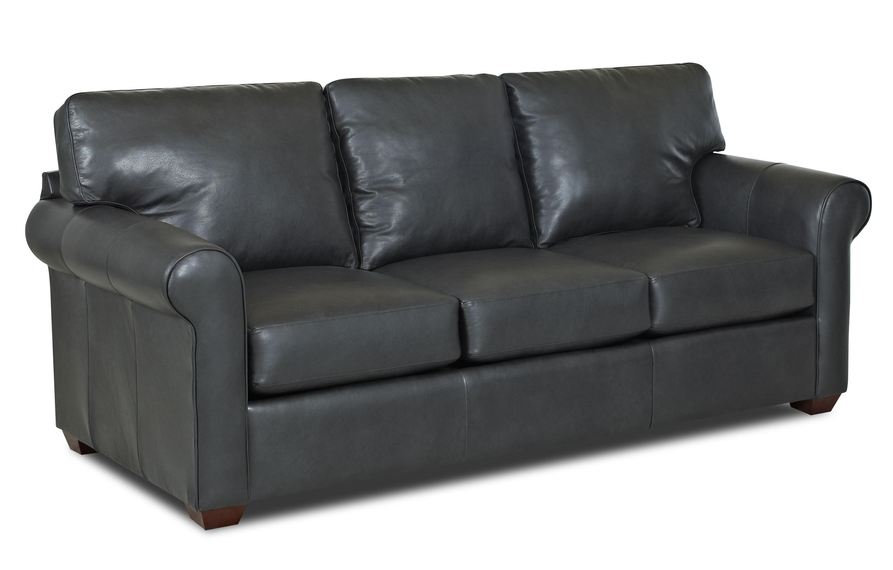 Canoy 3-Seater Stationary Sofa by Klaussner at Johnny Janosik