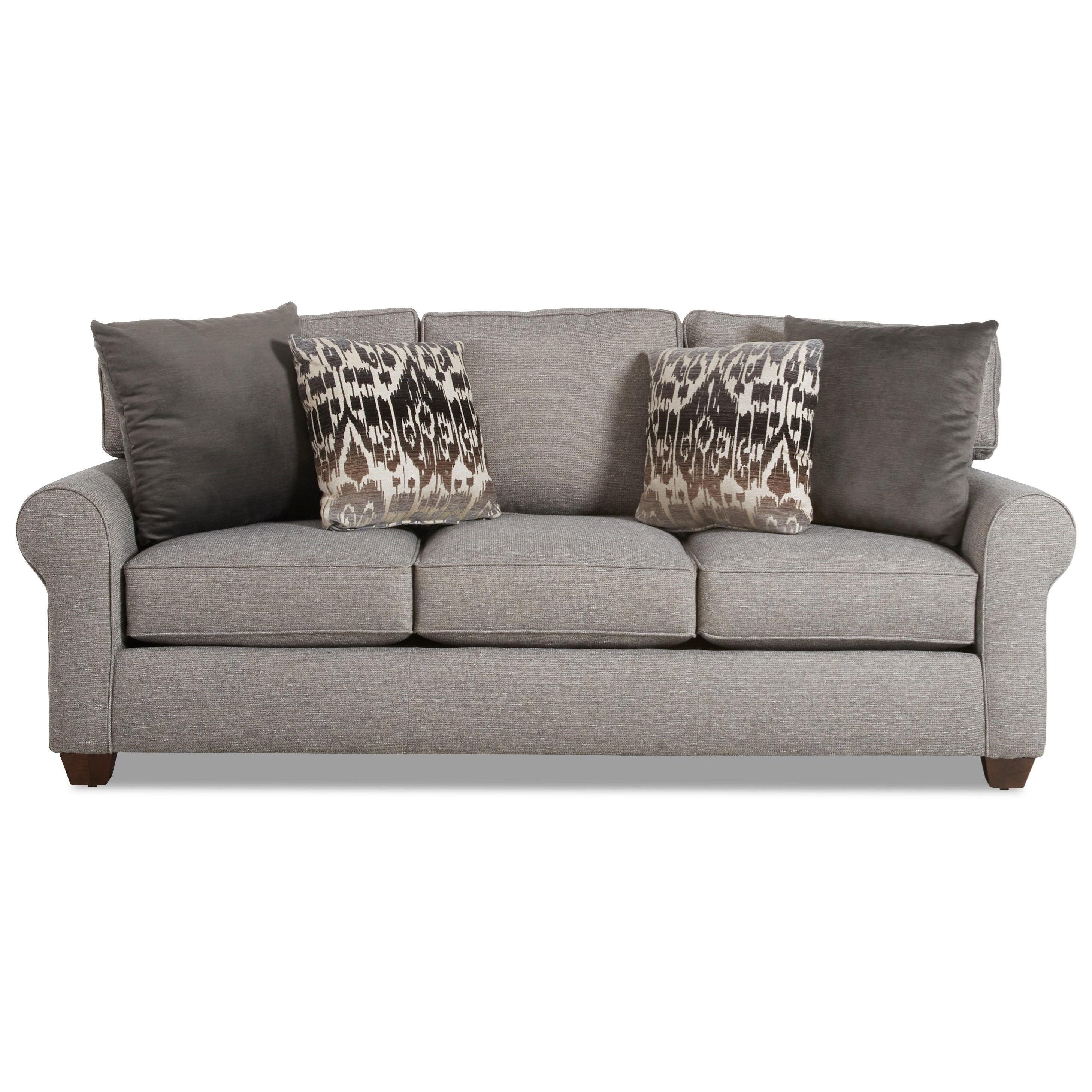 Canter Sofa by Klaussner at Johnny Janosik