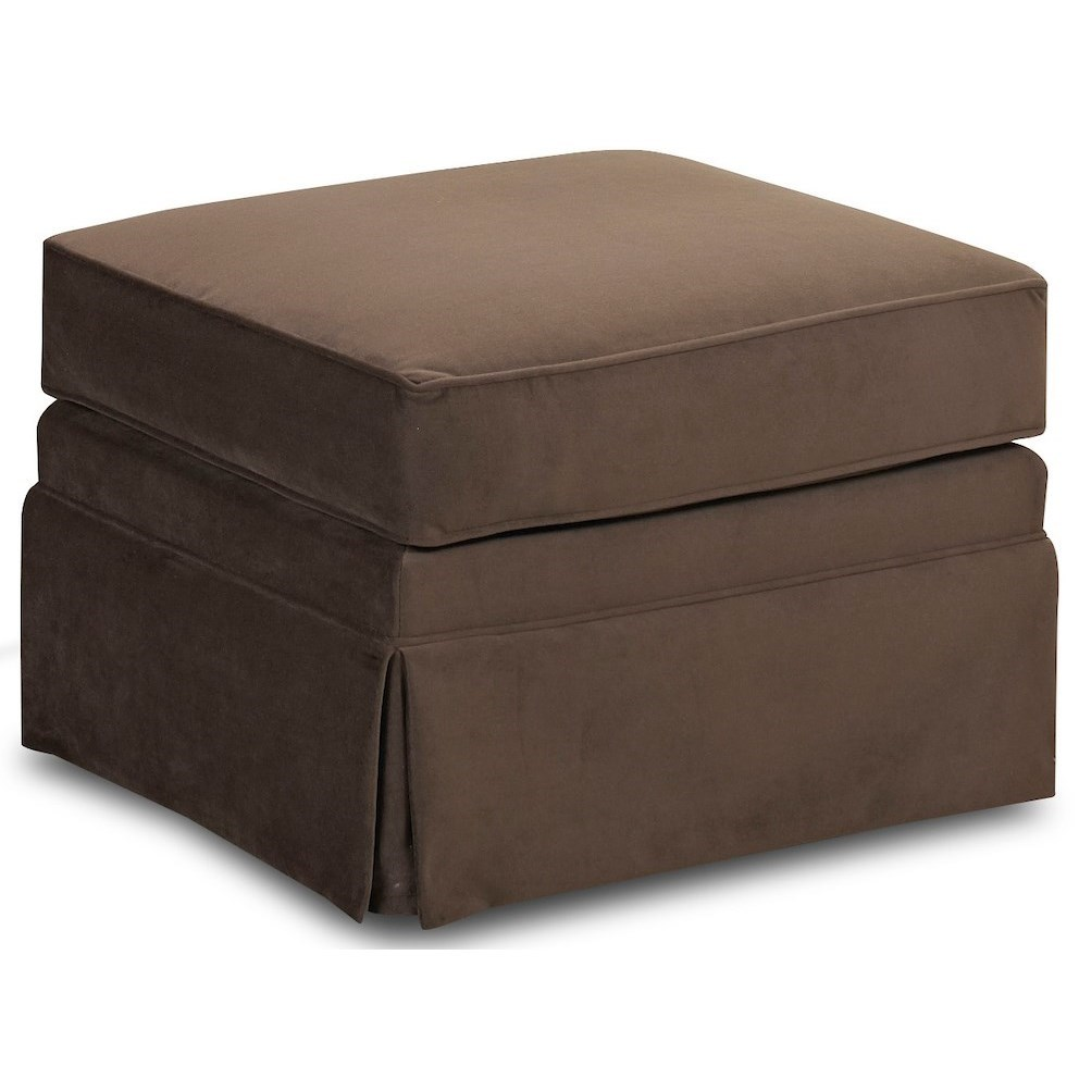Carolina Ottoman by Klaussner at Northeast Factory Direct