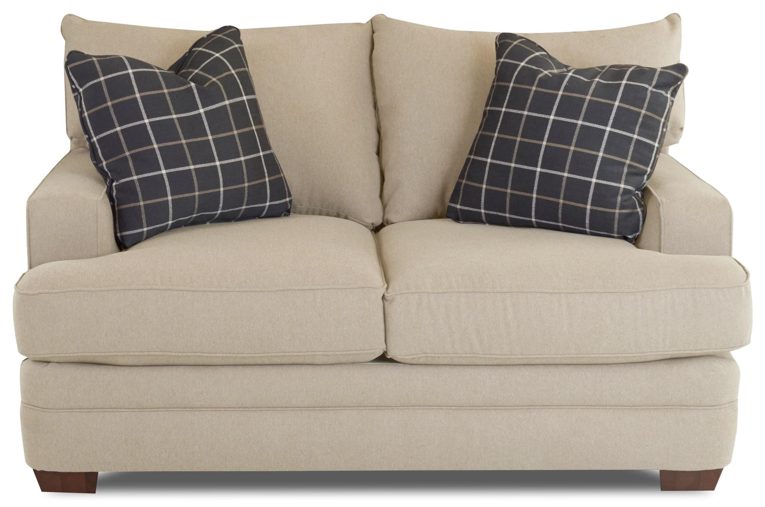 Chadwick Loveseat by Klaussner at Johnny Janosik