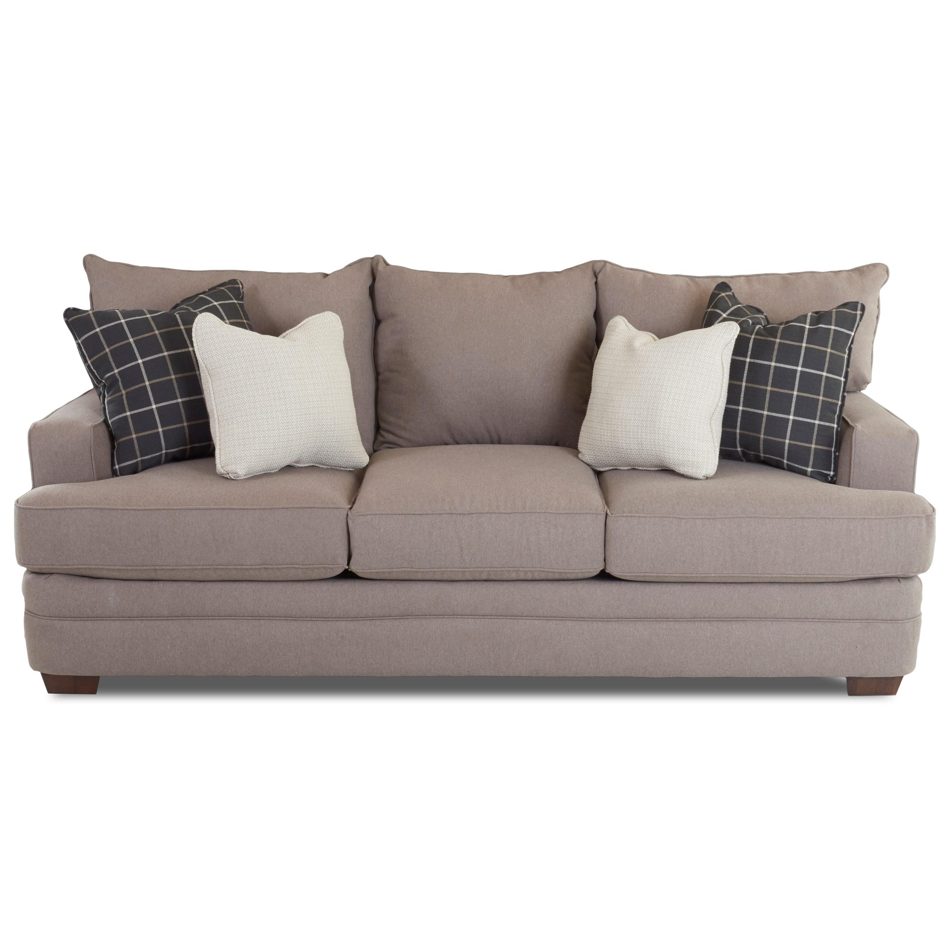 Chadwick Chadwick Sofa by Klaussner at Johnny Janosik