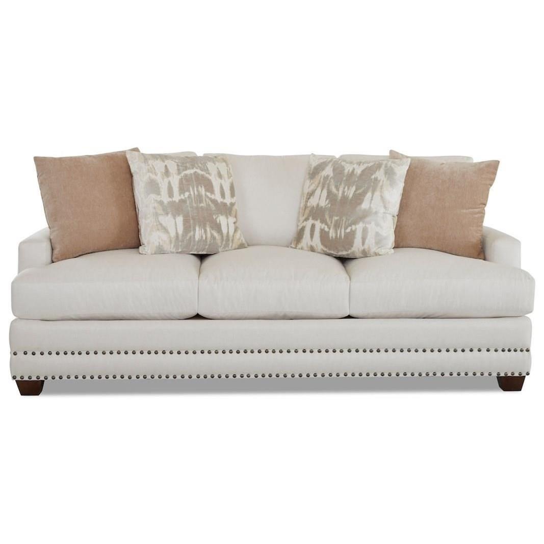 Chet Sofa by Klaussner at Johnny Janosik
