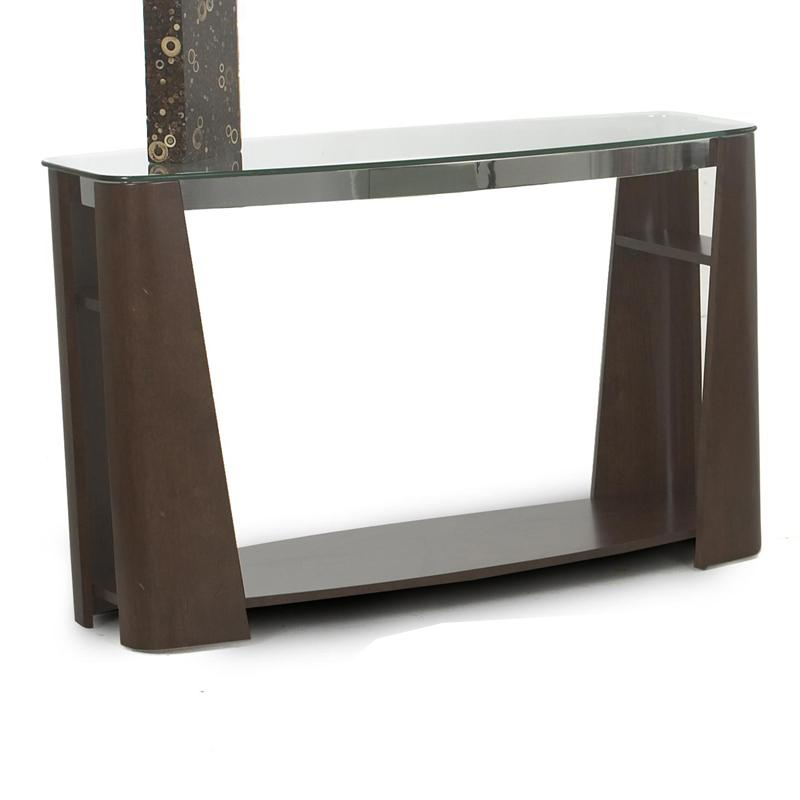 Christina Sofa Table by Klaussner International at Northeast Factory Direct