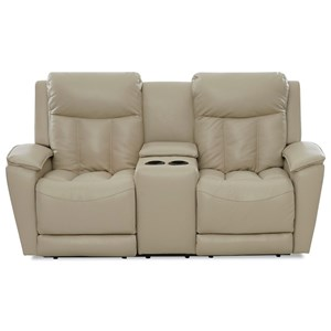 Console Pwr Reclining Love w/ Pwr Headrests