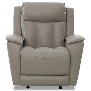 Pwr Rock Reclining Chair w/ Pwr Head/Lumbar